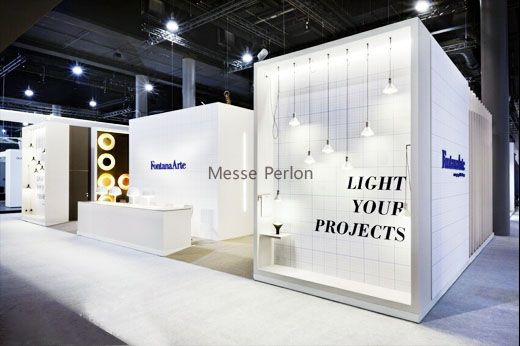Exhibition Stand Lighting Guide : Fontana arte china exhibition design company