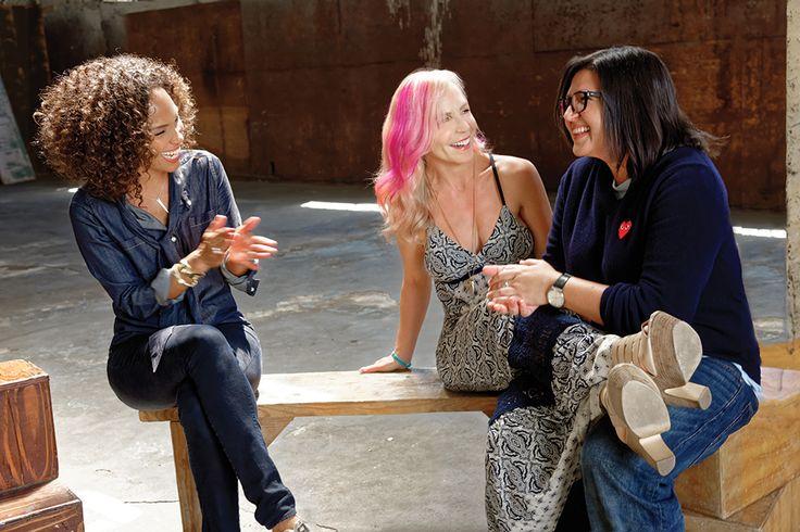 Jenji Kohan, Shonda Rhimes, Julie Plec, Jill Soloway Take TV by Storm | Variety