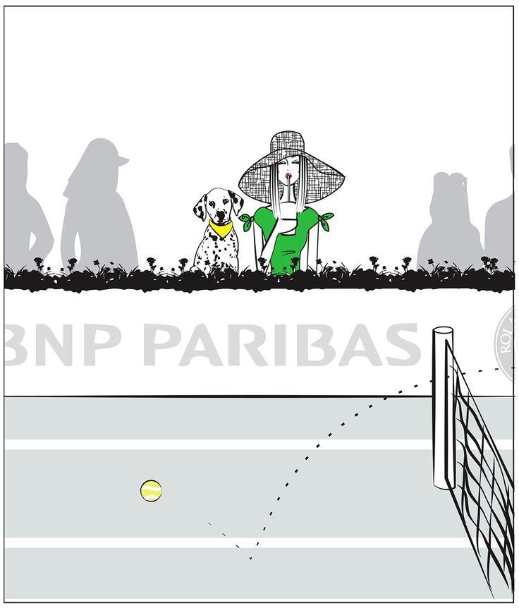 Frantine, illustrator, represented by Caroline Maréchal. Copyright Frantine. More information on http://www.caroline-marechal.fr/agent-illustrateurs/illustrateurs
