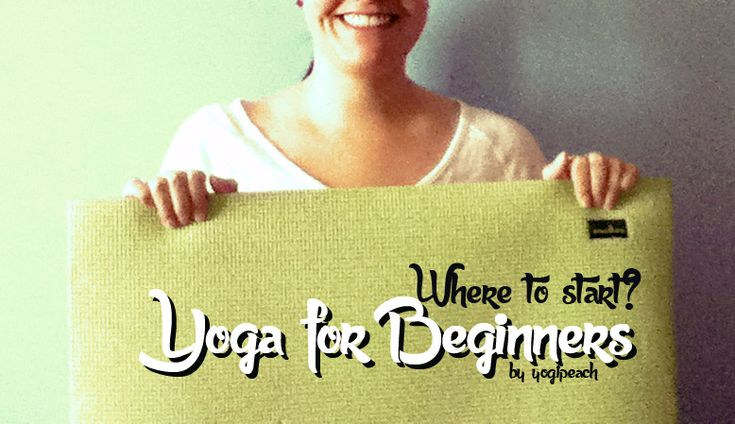If you want to begin to practice yoga but don't know how, these are my tips for start to practice yoga at home!