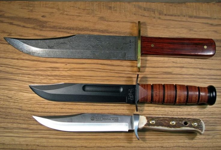 Characteristics and Features of the Bowie Knife UK