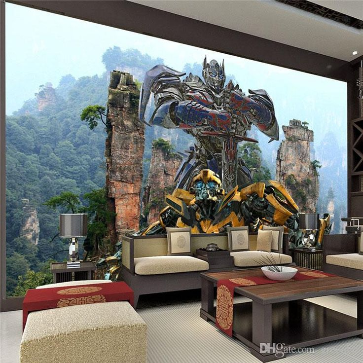 3d Custom Large Size Transformers Photo Wallpaper Optimus Prime And  Bumblebee Wall Mural Wallpaper Art Room Decor Bedroom Home Decoration  Dropship. 25  unique Transformer photo ideas on Pinterest   Lego