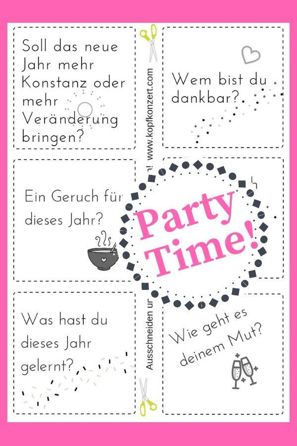 Partyspiele Am Tisch