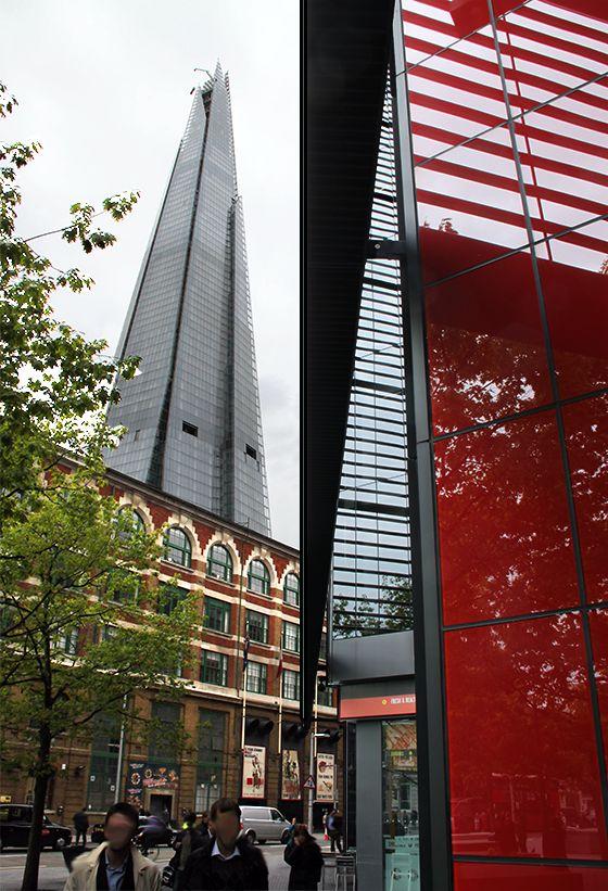 Architectures à Londres 2012 - Light ZOOM Lumière