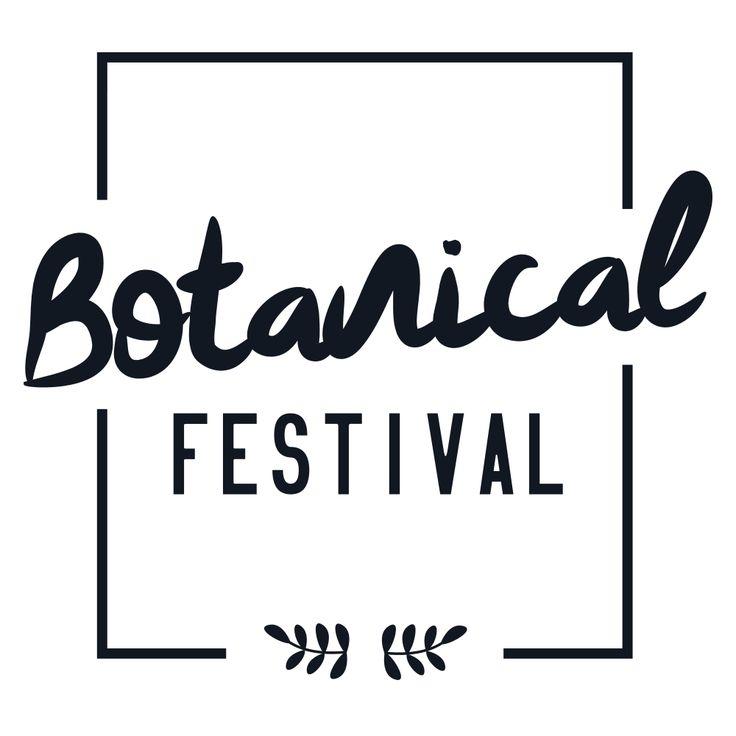 NIEN // Logo Botanical Festival