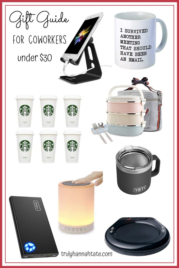 Amazon gift guide for coworkers under 30 amazon gifts