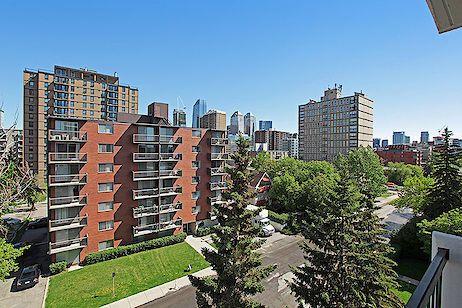 Calgary Apartment For Rent | Beltline | Cozy One Bedroom ...