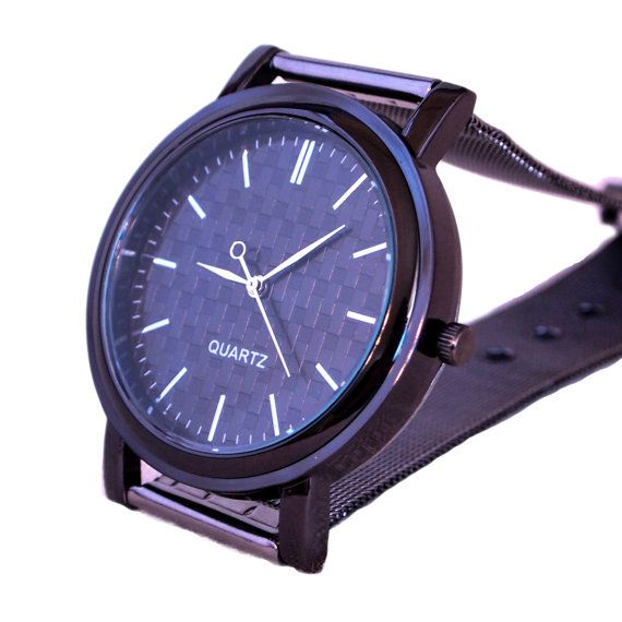 Mens WatchMens Casual WatchMens Steel WatchWomens by MODHUB