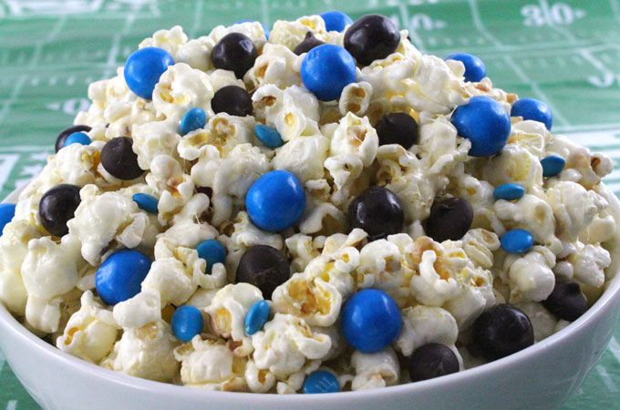 Carolina Panthers Game Day Treats - Two Sisters Crafting