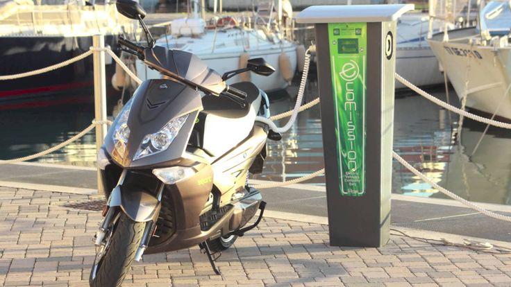 Vi presentiamo REP la nostra colonnina di ricarica per veicoli elettrici!