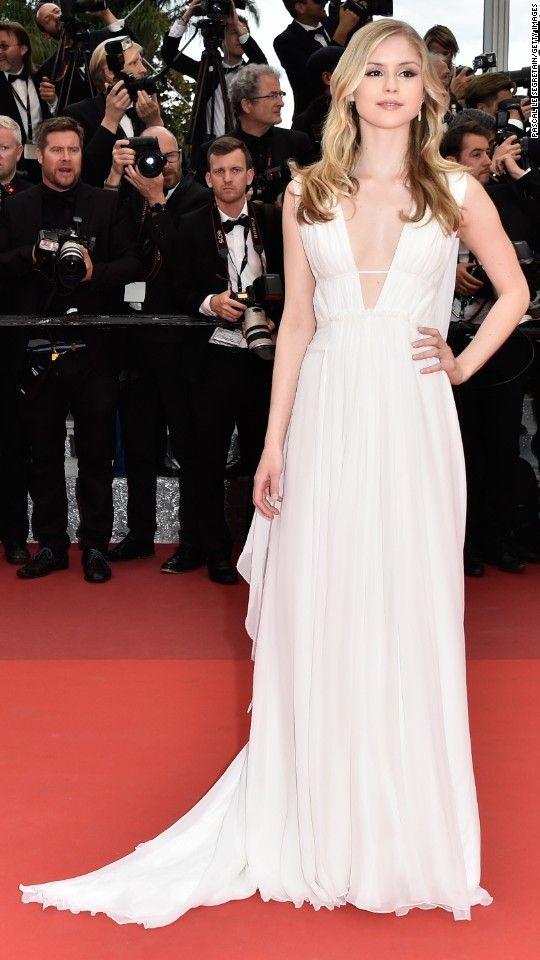 Actress Erin Moriarty