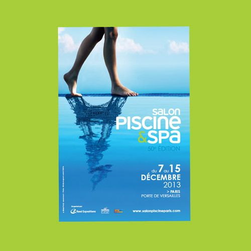 Salon Piscine & Spa 2013 : Offre Spéciale pour découvrir tout l'univers de la piscine à Paris – Porte de Versailles – Pavillon 3