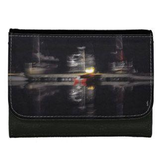 Porte-feuille photo abstraite, bateaux