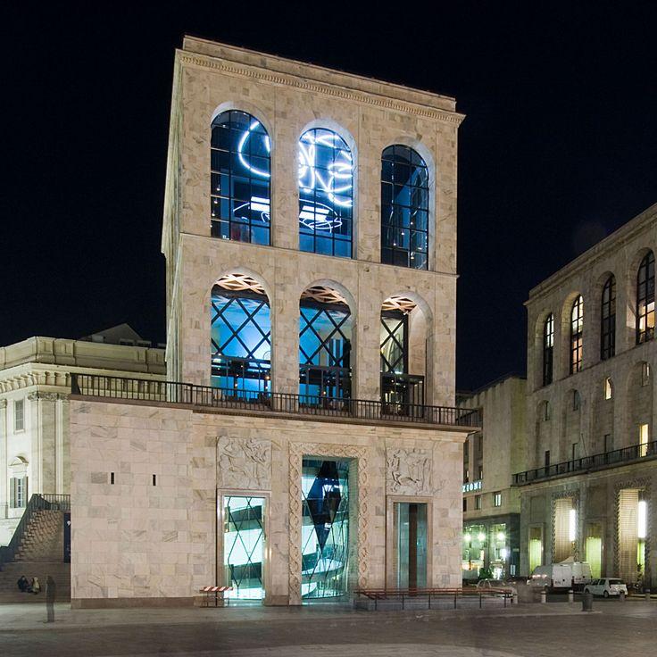 Italo Rota, Fabio Fornasari, Roberto Gennari Felsikenian · Museo del Novecento · Divisare