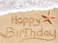 Happy birthday + beach - Google Search