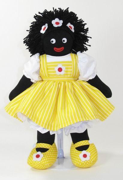 Georgina 41cm Yellow