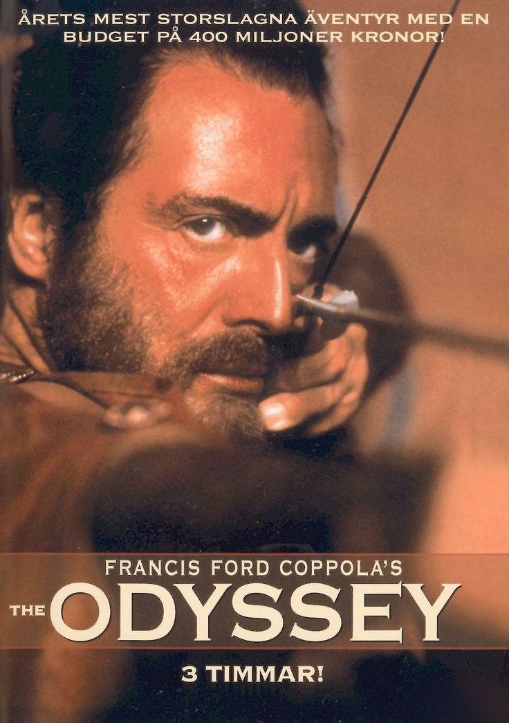 """Armand Assante as King Odysseus in 1997's """"The Odyssey"""""""