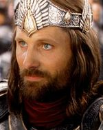 Mortensen would not have taken the part of Aragorn had it not been for his son's enthusiasm for the J. R. R. Tolkien novel