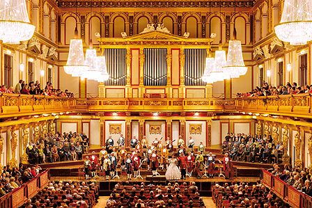 Vienna Mozart Orchestra: Concerts in the original Mozart style