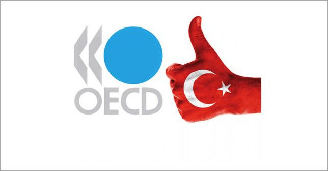"Turkey to see second highest GDP growth among OECD members  Turkey will post the second highest GDP growth rate in 2014 among the members of the Organisation for Economic Co-operation and Development (OECD), predicts the latest edition of the ""Employment Outlook 2013"" report by the organization.   http://www.portturkey.com/finance/5275-turkey-to-see-second-highest-gdp-growth-among-oecd-members"