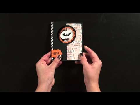 Stampin' Up! Thinlits Card Dies - YouTube