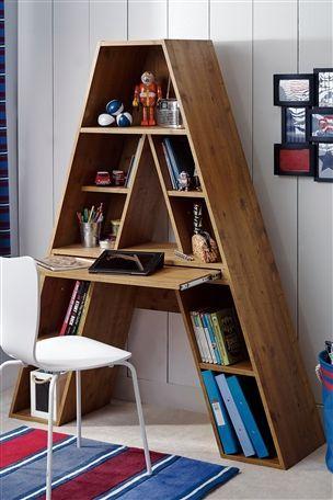 Carter Desk Shelves from Next