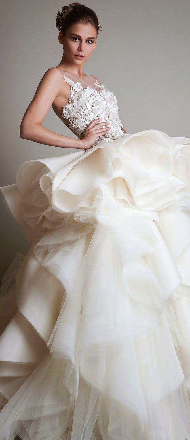 239 best Wedding Belle images on Pinterest | Bridal gowns, Wedding ...
