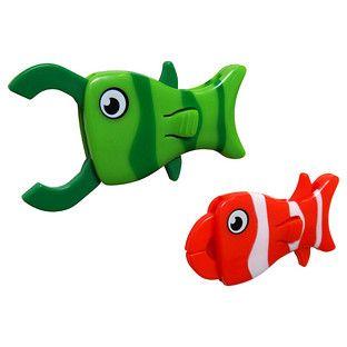 FishClip Bag Clips