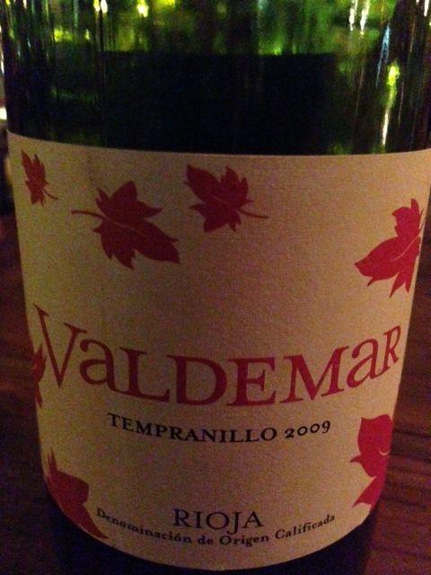 Valdemar Rioja