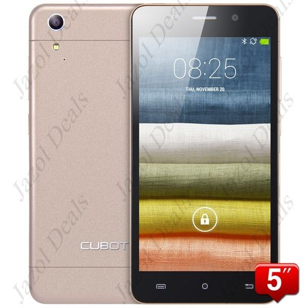 "CUBOT X9 5"" IPS HD MTK6592M Octa-core Android 4.4 3G Phone 13MP CAM 2GB RAM 16GB ROM Google Play Store P04-CUX9"