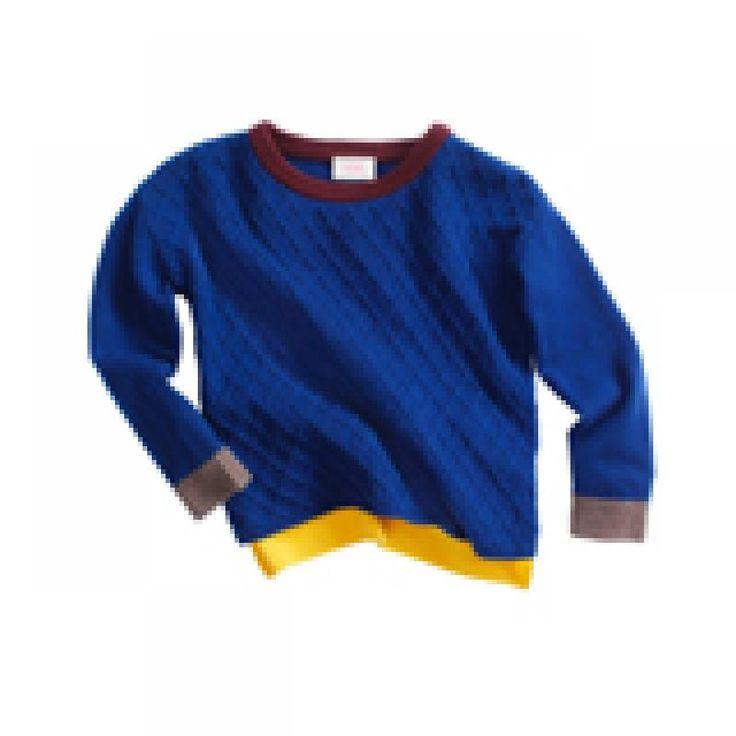 Kinderkleding: 10 x blauwe truien  http://www.zappybaby.be/nl/kinderen/150334/kinderkleding-10-x-blauwe-truien