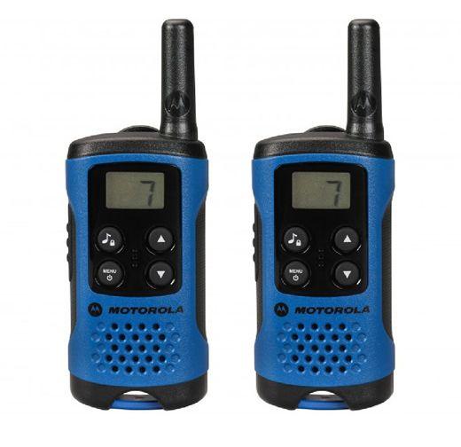 Motorola TLKR T-41 Pmr El Telsizi 2'Lİ Mavi :: DEVesnaf