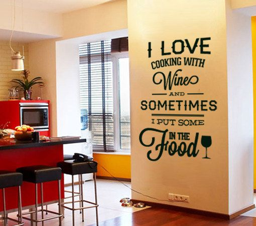 Kitchen Decor Quotes: 1000+ Images About Witty Kitchen Quotes On Pinterest