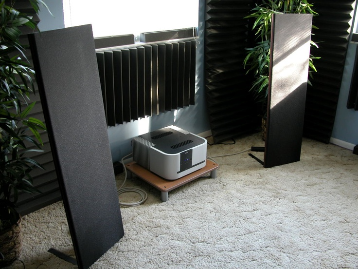 Megnepan MG 12 with Classe Amplification