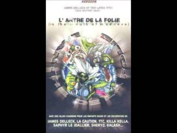 L ANTRE DE LA FOLIE [FULL ALBUM]