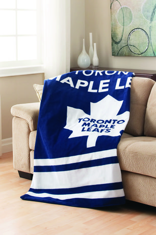 TODD? Toronto Maple Leafs Microplush Heated Throw by Sunbeam available from Walmart Canada. Shop and save Home & Pets at everyday low prices at Walmart.ca