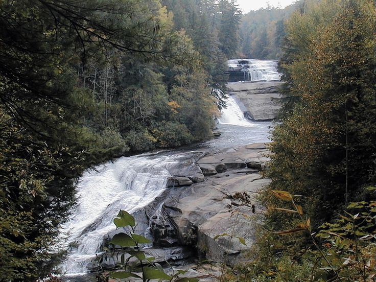 DuPont State Forest - Triple Falls