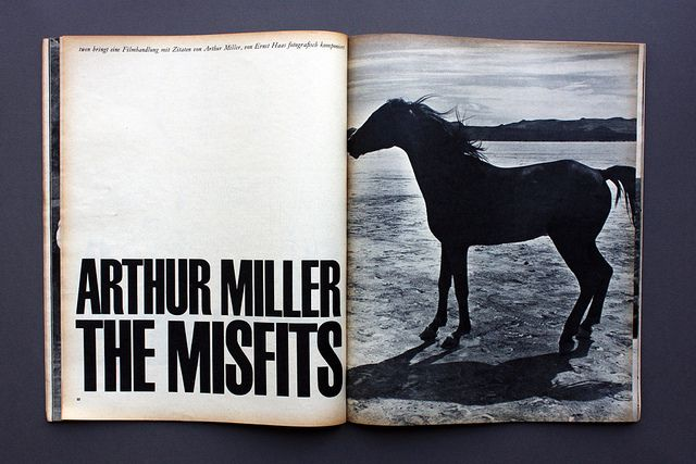 Spread from Twen, by Willy Fleckhaus