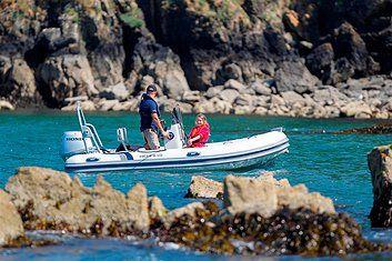 Highfield boat Ocean Master pt aku cinta samudra www.acisa.biz