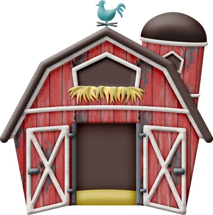 Red Barn Doors Clip Art 39 best clip art❤farm♡ranch images on pinterest | clip art