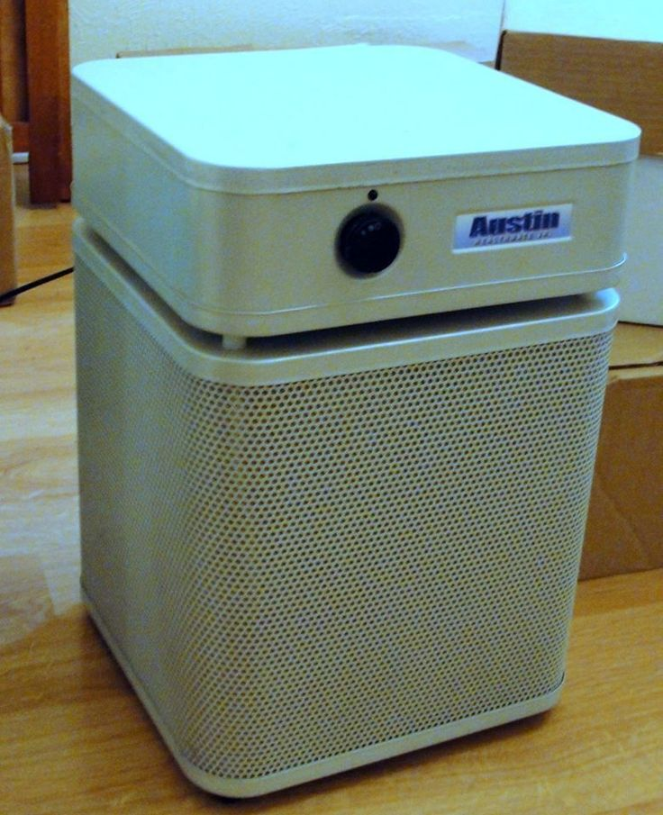 Austin Healthmate Jr. Air Purifier HM200 White HM 200 AIR