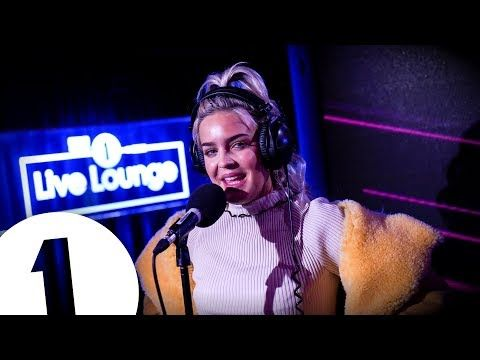 Anne-Marie - Finders Keepers (Mabel cover) in the Live Lounge  . . . . . . . #youtube #miles #miles7one #nx7 #nex7 #milestone #annemarie #bbc #livelounge #mabel