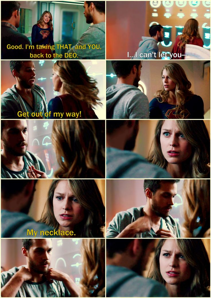 Kara + Mon-El + the necklace are definitely going to kill me. This scene was tense and emotional, and I need to know what's going on ASAP. Mon's definitely hiding stuff again, and I feel like it's because it's future-related. |TV Shows|CW|#Supergirl Season 3| 3x07|Wake Up|Kara/Mon-El|#Karamel edit|Melissa Benoist Chris Wood|#DCTV|Favorite couples|