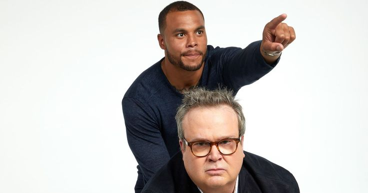 Modern Family's Eric Stonestreet and Cowboys QB Dak Prescott 'Team Up' to Fight Cancer — and Honor Their Moms