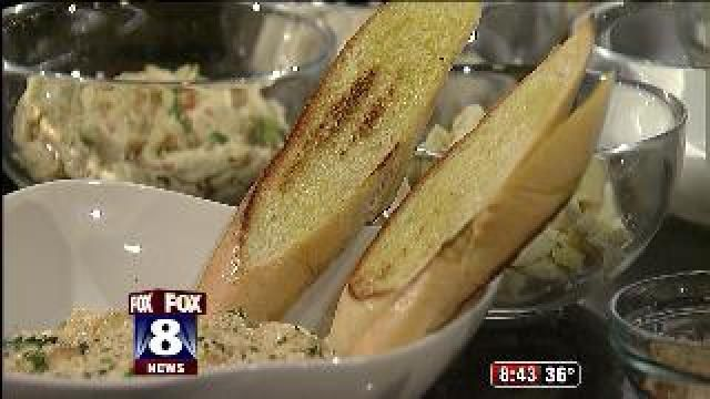 FOX 8 Recipe Box: Cheesecake Factory Recipe for Crab and Artichoke Dip