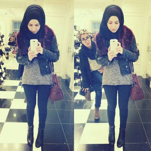 #Hijab Outfit | Beauty Hijab Lookbook | Pinterest | Hijabs Outfit And Hijab Outfit