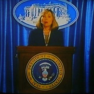 To sad. @HillaryClinton didn't win the election to the US president in our dimension. @RealDonaldTrump will be the new president!  #sliders #tv #us #election #election2016 #president #hillaryclinton #donaldtrump #usa #unitedstates #präsident #clinton #trump