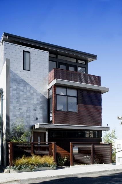 (via John Lum Architecture, Inc. AIA): Lum Architecture, Idea, Modern Exterior, John Lum, Pictures, Modern Houses, Wood Slats, Photo, Design
