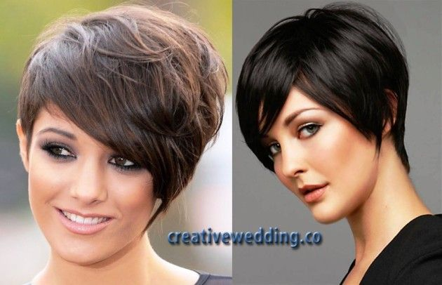 cool and easy hair styles 81 best haircut for thick hair images on 8808