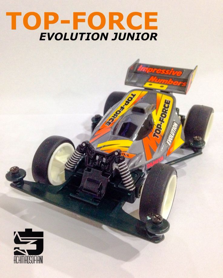 Top Force Evolution Jr